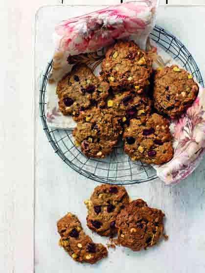Persimon cookies